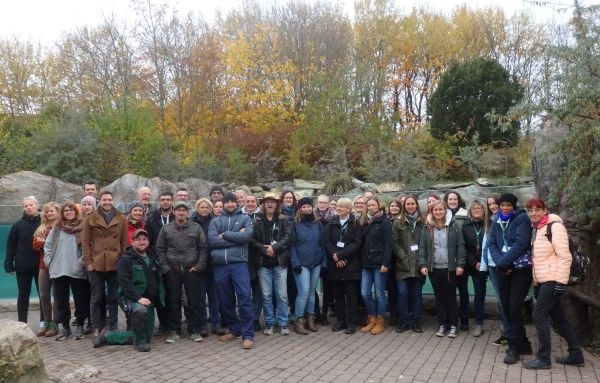 Pinguin-Workshop im Opel-Zoo
